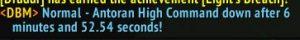 Antoran High Command normal