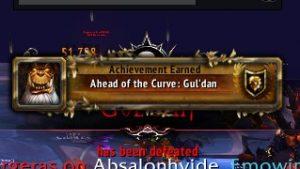 Guldan heroic curve